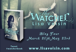 The Watcher Blog Tour Header3